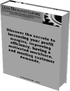 Discover the secrets of lean manufacturing to increase your profits#